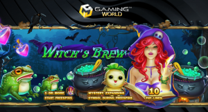 Read more about the article รีวิวเกมสล็อต Witch Brew